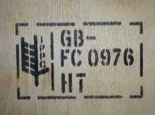 official heat treatment stamp - Huddersfield Pallets